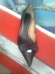 кожаные туфли 36размер
